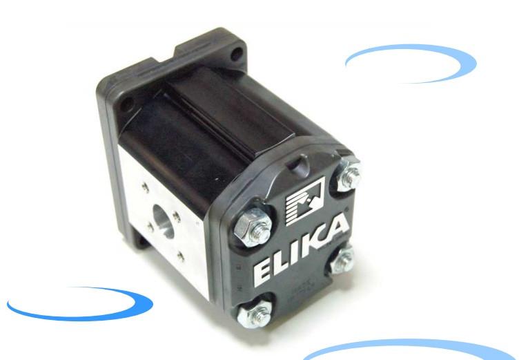 Шестеренный насос ELI2BK7-D-9.6/ Gear Pump ELI2BK7-D-9.6