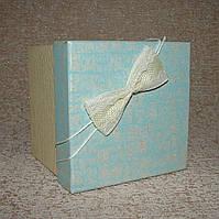 Коробка квадрат M 14 x 14 x 15,5 см