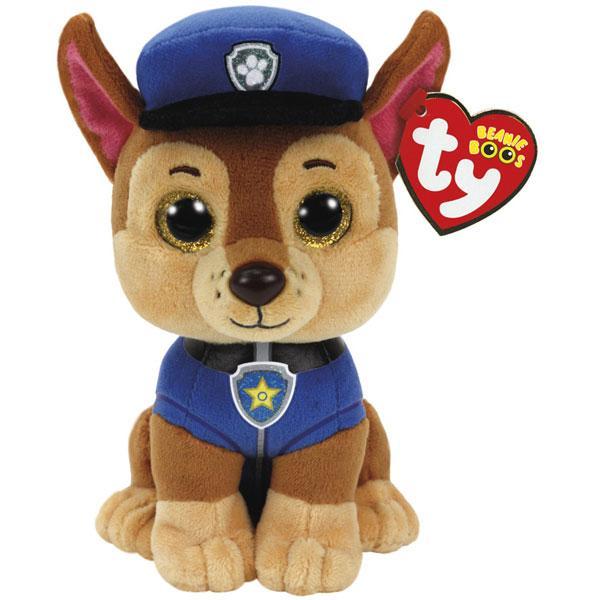 Дитяча іграшка м'яконабивна Paw Patrol Німецька вівчарка Гонщик