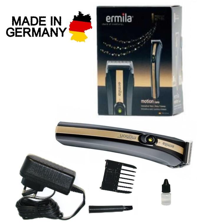 Триммер для окантовки и стрижки бороды Ermila motion Premium