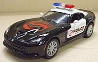 1:36 2013 SRT Viper GTS (Police)