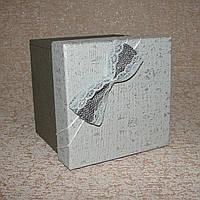 Коробка квадрат S 12 x 12 x 12,5 см