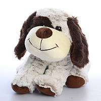 Мягкая игрушка 0934-2  собачка, в кульке, 25см