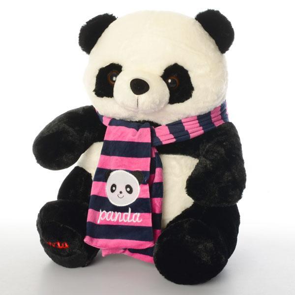 Мягкая игрушка KR1573-36  панда, 34см