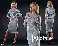 Женское платье без рукавов + балеро