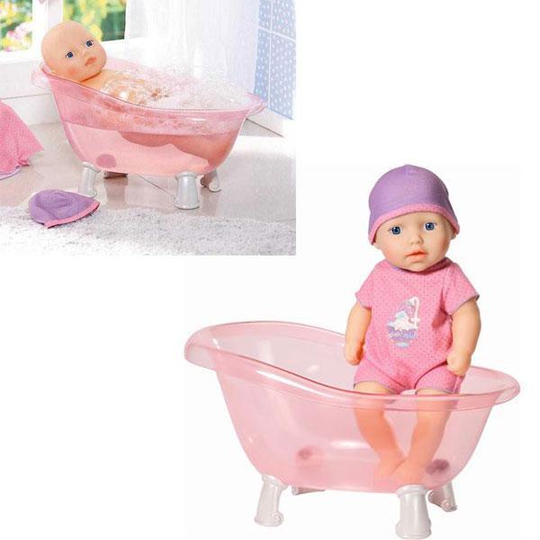 Лялька MY FIRST BABY ANNABELL - ЛЮБЛЮ КУПАТИСЯ