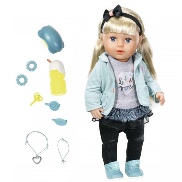 Кукла BABY BORN - СЕСТРЁНКА-МОДНИЦА