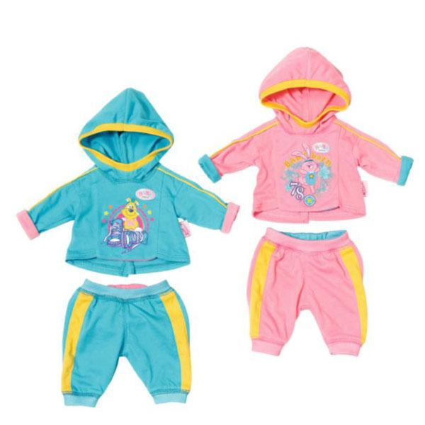 Одежда для куклы BABY BORN - СПОРТИВНЫЙ СТИЛЬ