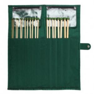 Набор прямых спиц 25 см Bamboo KnitPro