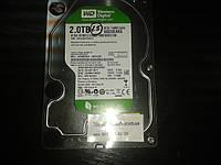 "Жесткий диск Western Digital 2Tb WD20EARX Sata 3,5"" б/у"