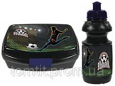 """Набор """"Football (Футбол)"""". Ланч бокс (ланчбокс) + бутылка"""