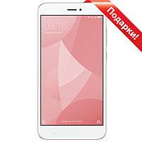 Смартфон Xiaomi Redmi 4X, 2GB+16GB Розовое золото 8 ядер Snapdragon Samsung S5K3L8  13 Мп Android 6.0 4100 mAh