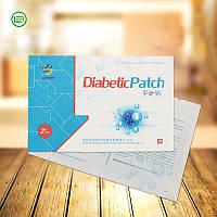 Пластырь от диабета Diabetic Patch – эффективное средство для лечения диабета
