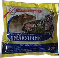 Щелкунчик зерновая приманка 200гр.