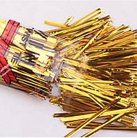 Декоративная проволока-завязка Twist Tie - Золото