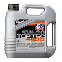 Синтетическое моторное масло Liqui moly Top Tec 4200 SAE 5W-30   4 л.