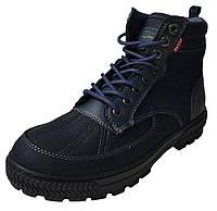 "Ботинки мужские Levi""s Ashbury W Denim Sneakers (размер 42,5, USA-9, 27 см)"