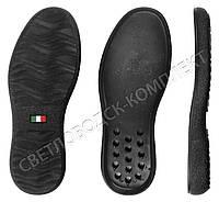 Подошва для обуви JB 5156 PU, цв. чёрный 42