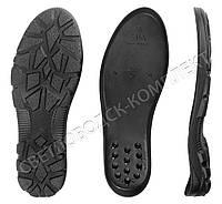 Подошва для обуви 5163PU, цв. чёрный 40