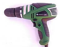 Шуруповерт сетевой Craft-Tec PXSD-102 950W