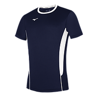 Волейбольная футболка Mizuno Authentic High-Kyu Tee (V2EA7001-14) AW17, Размеры XXL