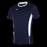 Волейбольная футболка Mizuno Authentic High-Kyu Tee (V2EA7001-14) AW17, Размеры M