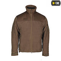 M-Tac куртка Hexagon Alpha Microfleece Jacket койот