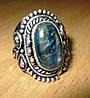 """Кольцо  с  кианитом """"Моника"""", размер 19,1 от студии  LadyStyle.Biz"""