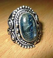"""Кольцо  с  кианитом """"Моника"""", размер 19,1 от студии  LadyStyle.Biz, фото 1"""