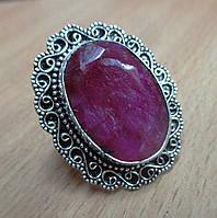 """Восточный перстень с рубином """"Султан"""", размер 17.3 от студии LadyStyle.Biz, фото 1"""