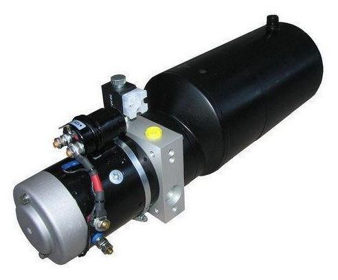 Электрогидравлика на КамАЗ 5320