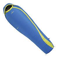 Четырехсезонный спальный мешок Ferrino Nightec 800/-12°C Blue (Left), фото 1