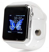 Часы Smart Watch A1 silver Gsm/Bluetooth/камера (Без коробки)