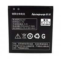 Аккумулятор для BL197 для Lenovo A820, S889T, S720, A800, A798T, 2000мAh