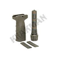 Ручка переноса огня Mod II Tactical Grip 08 - олива