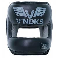 Боксерский шлем V`Noks с бампером Boxing Machine S