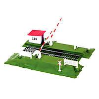 Железнодорожный переезд со шлагбаумом F290 ТМ: Mehano