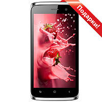 "Смартфон 4.5"" BLUBOO Mini, 1GB+8GB Черный 4 ядра IPS экран 2Sim 3G GPS камера 5 Мп Android 6 + селfи в подарок"