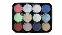 Набор цветных акрилов Kodi Professional L5 12 шт.