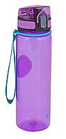 "Бутылка для воды ""Violet"" 600 мл 706040"