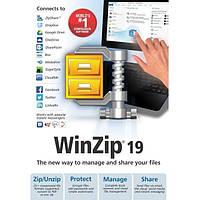 Архиватор WinZip 19 Standard Russian Windows (скретч-карта)