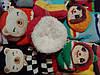 Дитячі махрові рукавиці, фото 4