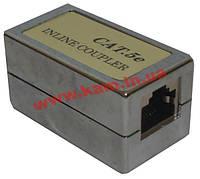 """Net""""s Соединительная коробка 2-х сегментов кабеля FTP/ SFTP с коннекторами (NETS-CA-RJ45STP)"""