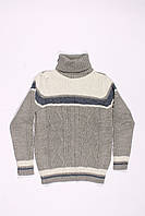Вязанный свитер под горло для мальчиков ADA (128-152), фото 1