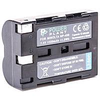 Аккумулятор к фото/видео PowerPlant Minolta NP-400, Pentax D-Li50 (DV00DV1052)