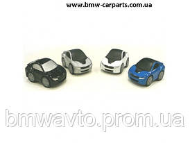 Игрушечная модель BMW Vision Efficient Dynamics Fun Car Set, Scale 1-100