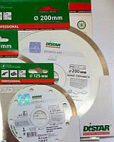 Алмазный диск мокрорез d200мм Distar Hard Ceramics мрамор керамогранит