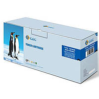 Картридж G&G для HP Color LaserJet CP3525n/CP3520/ CM3530fs/Canon 732 Bla (G&G-CE250A)