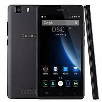 """DOOGEE X5 3G Мобильный телефоны Android 5.1 1ГБ RAM 8ГБ ROM MT6580 Quad Core 720P 8.0MP Камера Dual SIM 5.0 """", фото 1"""