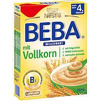 BEBA Молочная детская каша с цельных злаков 4-го месяца 250 г